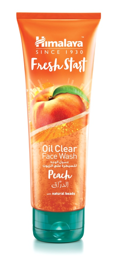 Himalaya Herbals Fresh Start Oil Clear Peach Face Wash