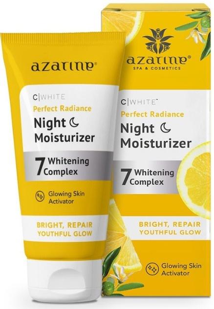 Azarine C White Perfect Radiance Night Moisturizer