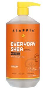 Alaffia Everyday Shea, Body Wash, Unscented