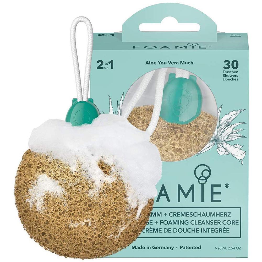 Foamie Aloe You Vera Much Shower Sponge