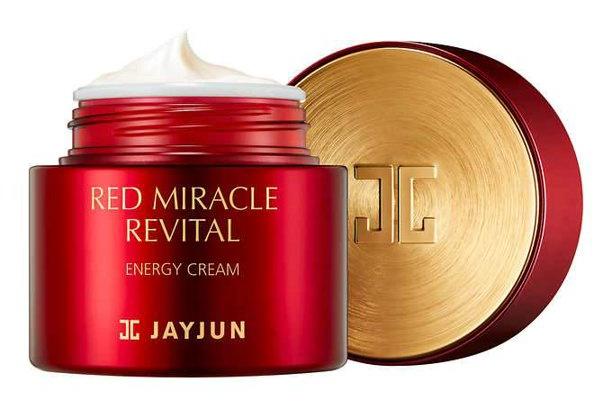 JAYJUN Red Miracle Revital Energy Cream