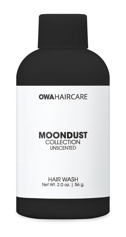 OWA Haircare Moondust Unscented Hair Wash Shampoo