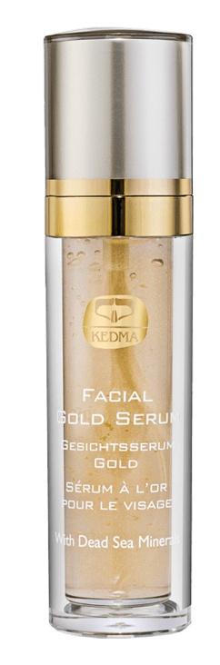 Kedma facial gold serum