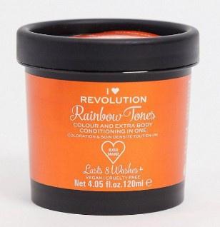 I Heart Revolution Rainbow Tones Hair Colour - Blood Orange