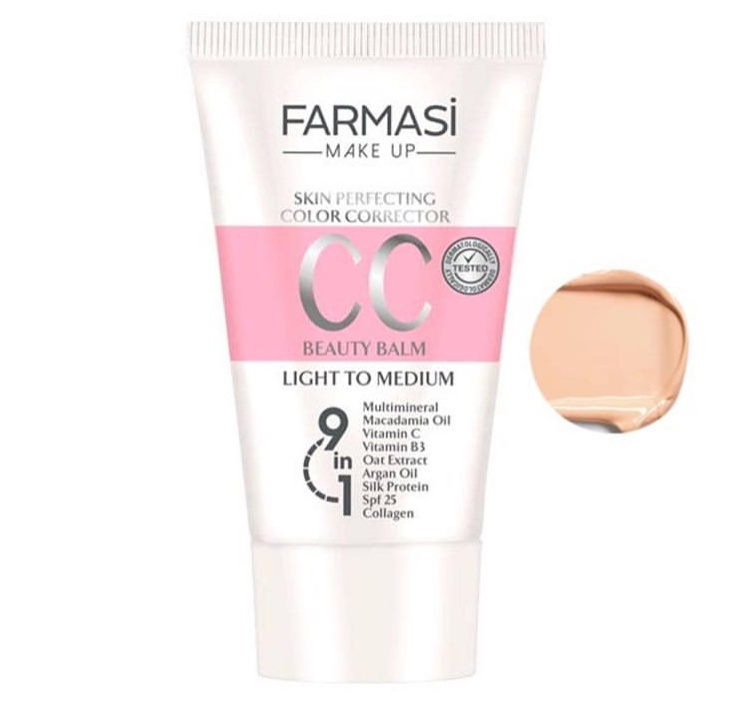 Farmasi / FCC CC cream Tinted Moisturizer
