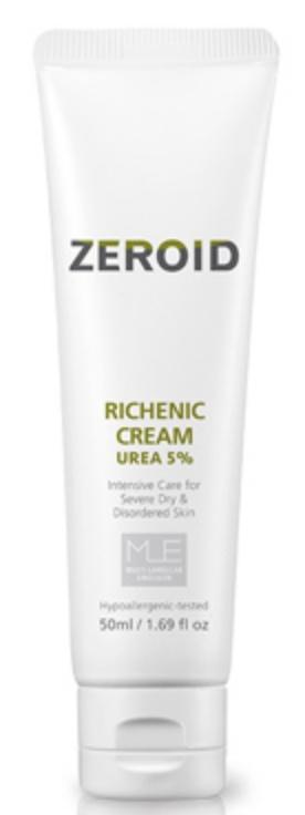 Zeroid Richenic Cream Urea 5%