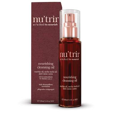 Nu'trir Nourishing Cleansing Oil
