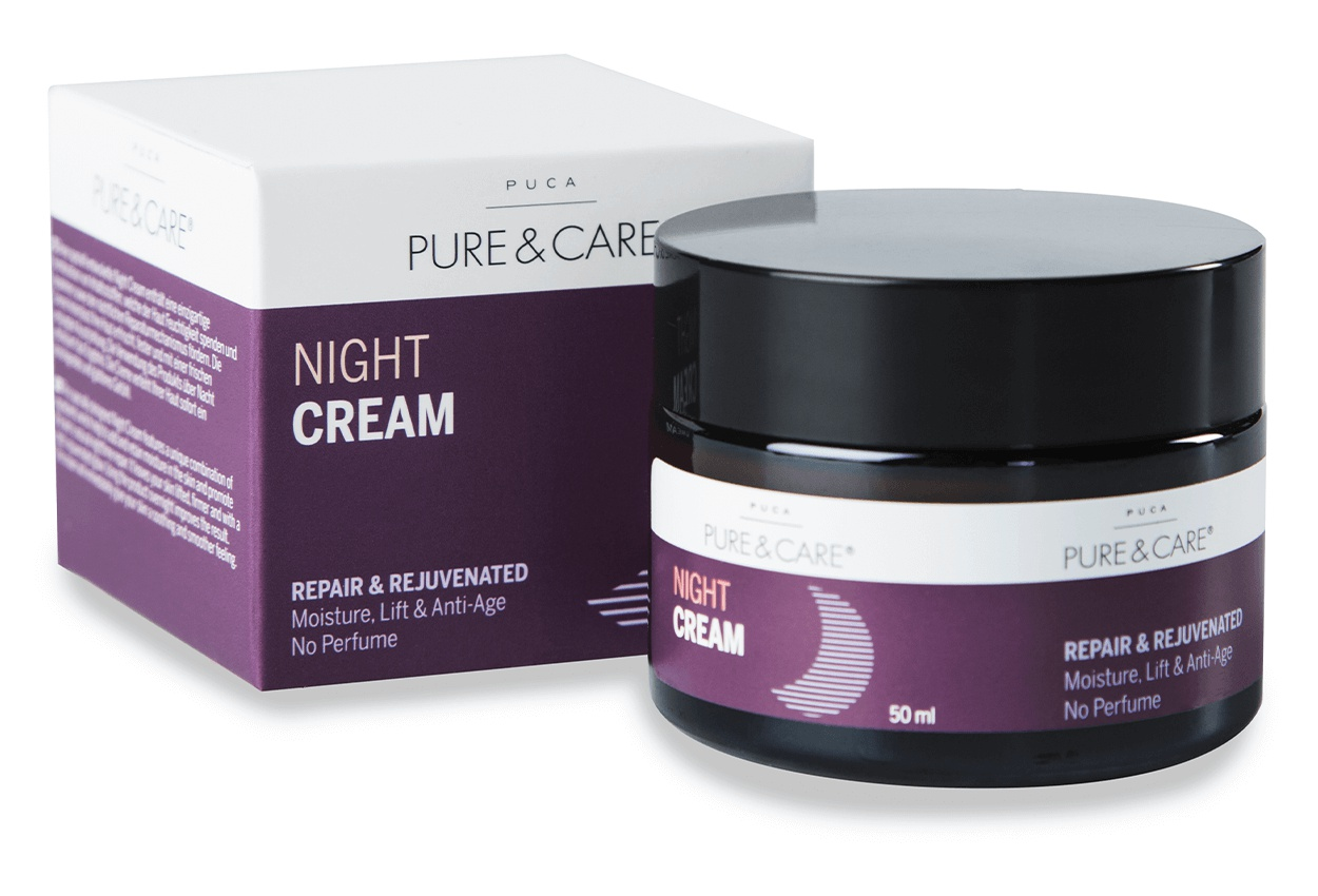 Puca Pure & Care Night Cream