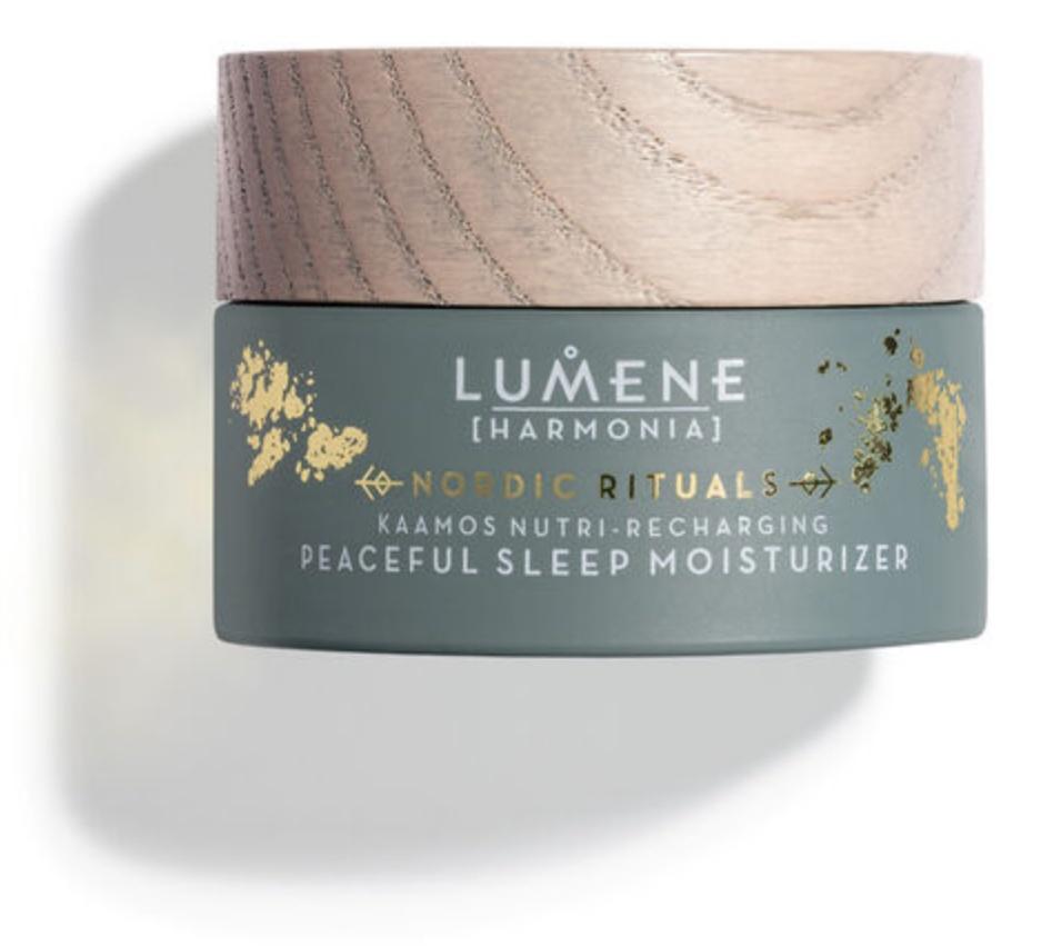 Lumene Nordic Rituals [Harmonia] Kaamos Nutri-Recharging Peaceful Sleep Moisturizer