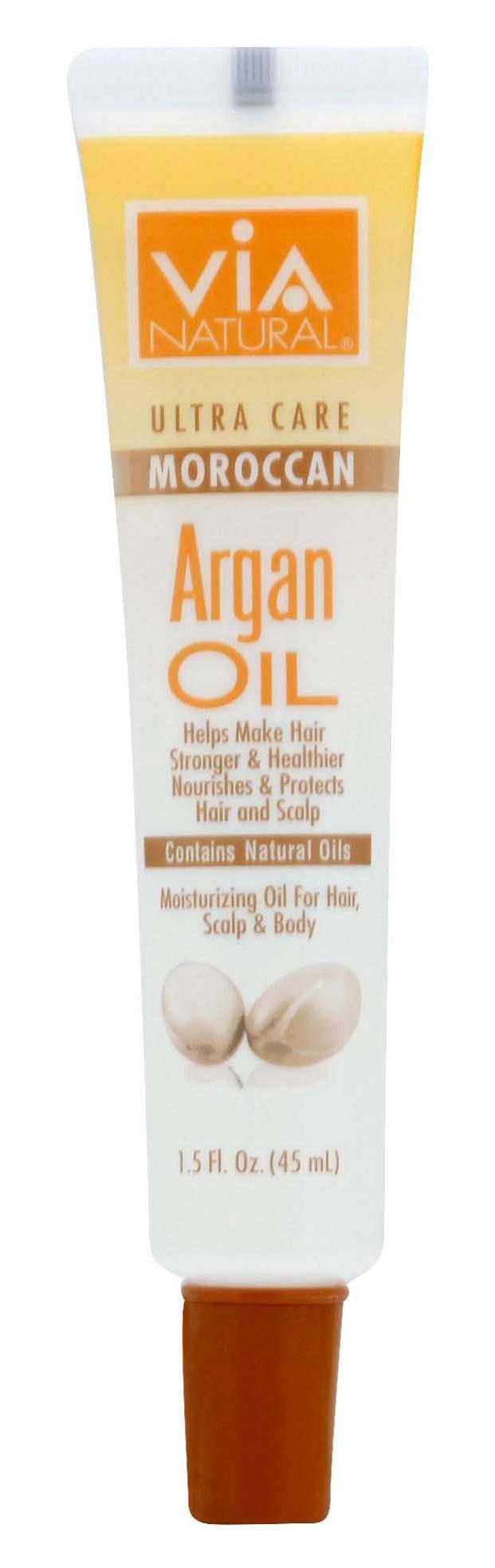 Via Natural Ultra Care Moroccan Argan Oil