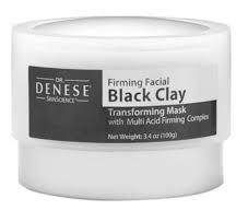 dr. denese Black Clay Firming Facial Mask