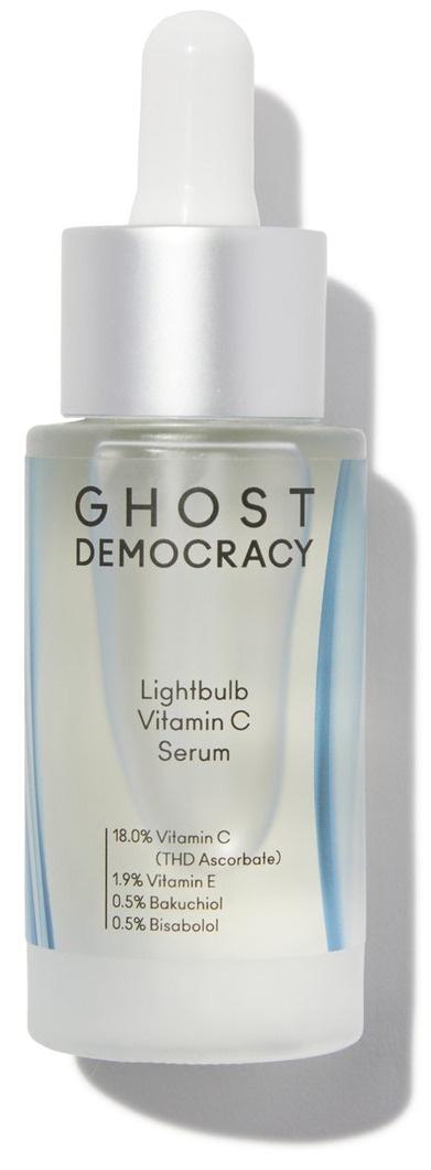 Ghost Democracy Lightbulb Vitamin C Serum