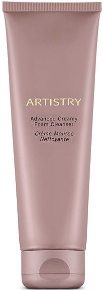 Amway Artistry™ Advanced Creamy Foam Cleanser