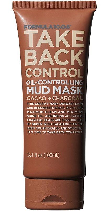 Formula 10.0.6 Take Back Control Oil-Controlling Mud Mask