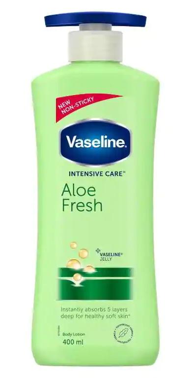 Vaseline Intensive Care Aloe Fresh Lotion