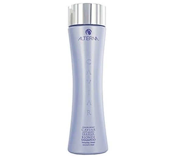 Alterna Caviar Anti-Ageing Blonde Shampoo
