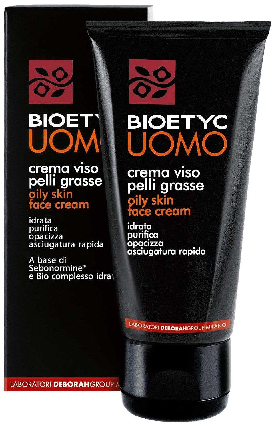 Bioetyc UOMO Mattifying Face Cream