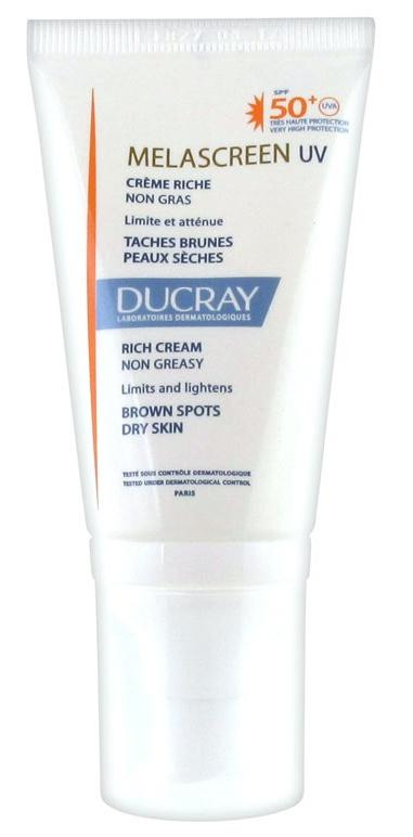 Ducray Melascreen Uv Light Cream Spf 50+