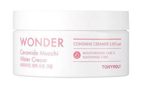TonyMoly Wonder Ceramide Mocchi Water Cream