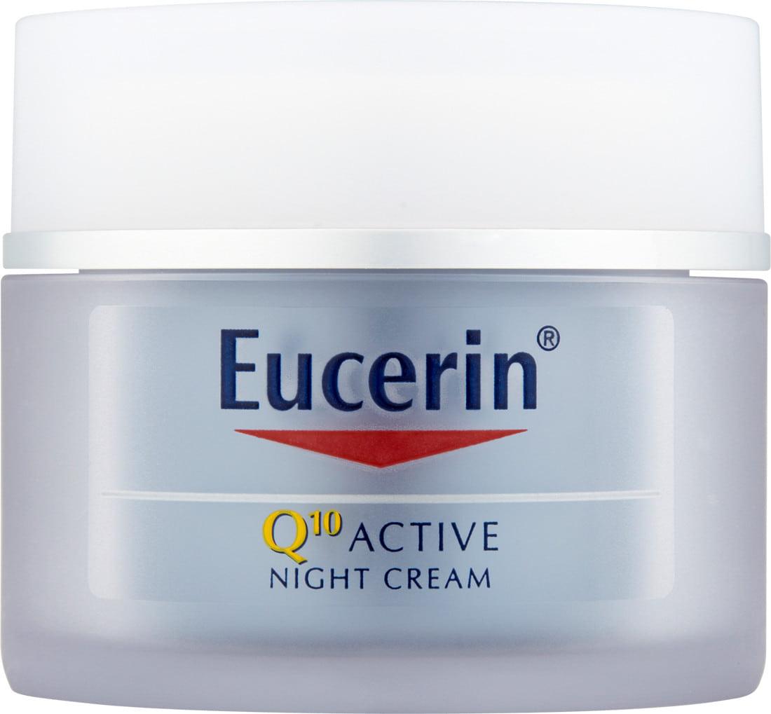 Eucerin Q10 Active Anti-Wrinkle Night Cream