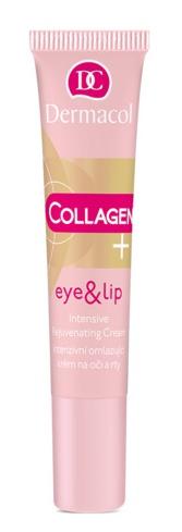 Dermacol Collagen+ Intensive Rejuvenating Eye&Lip Cream