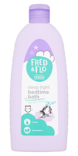 Fred&Flo Baby Bedtime Bath