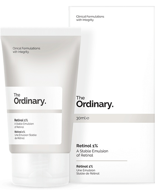 The Ordinary Retinol 1% (Discontinued) ingredients (Explained)