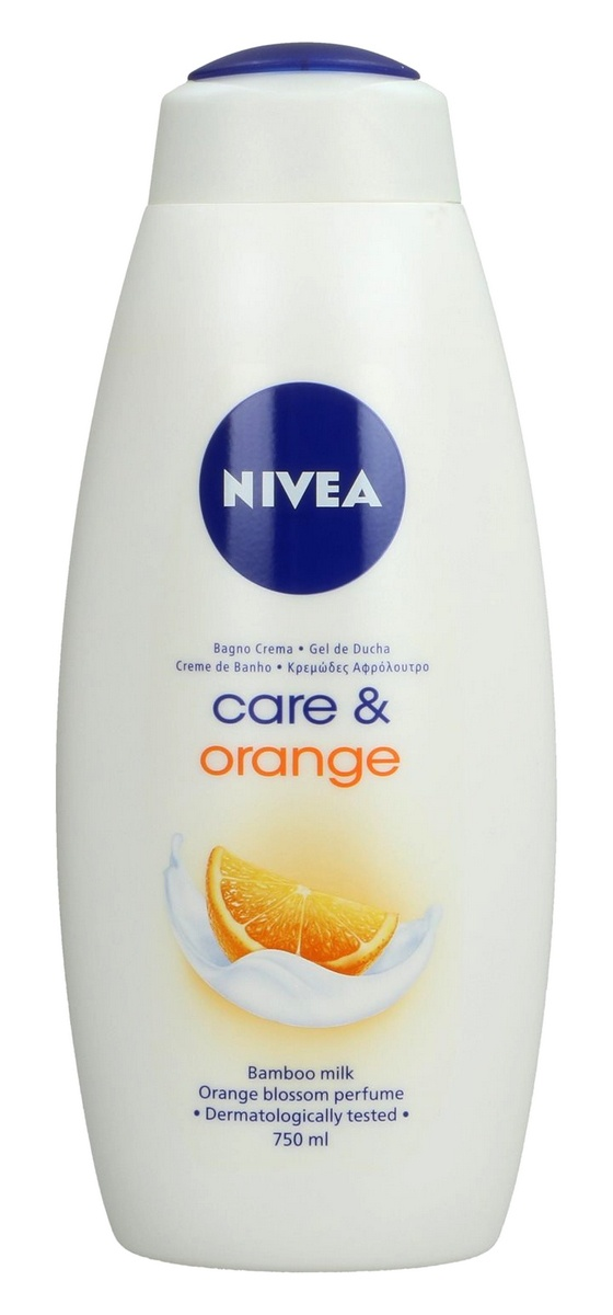 Nivea Care & Orange