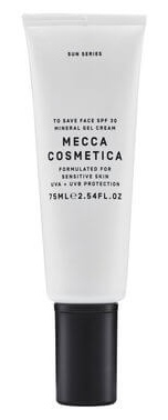 Mecca Cosmetica To Save Face Spf 30 Mineral Gel Cream
