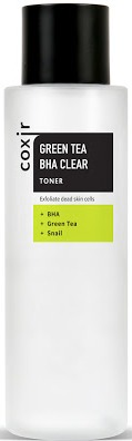 Coxir Green Tea Bha Clear Toner