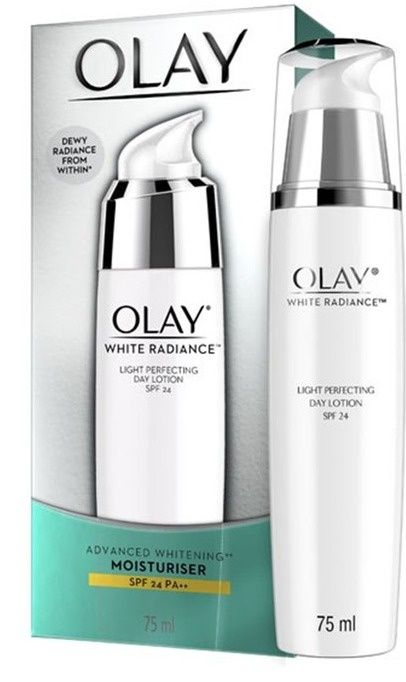 Olay White Radiance Perfecting Lotion Spf24