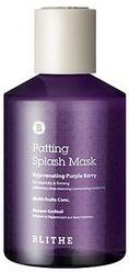 Blithe Purple Berry Patting Splash Mask