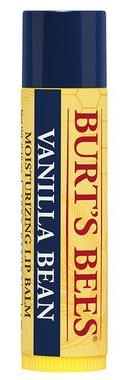 Burt's Bees Vanilla Bean Moisturizing Lip Balm