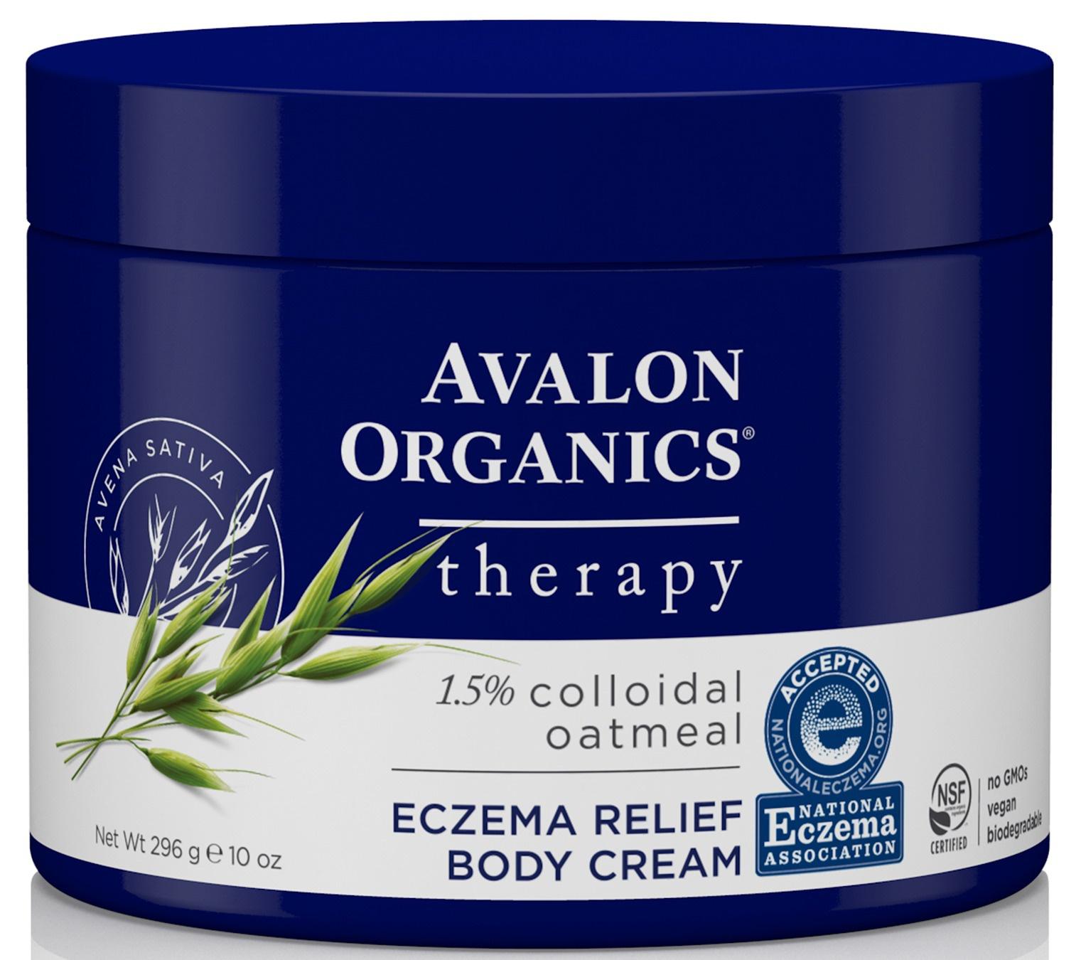 Avalon Organics Eczema Relief Body Cream