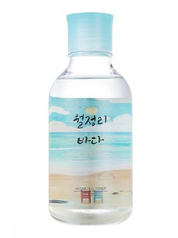 PACKage Jeju Woljeongli Bada Toner
