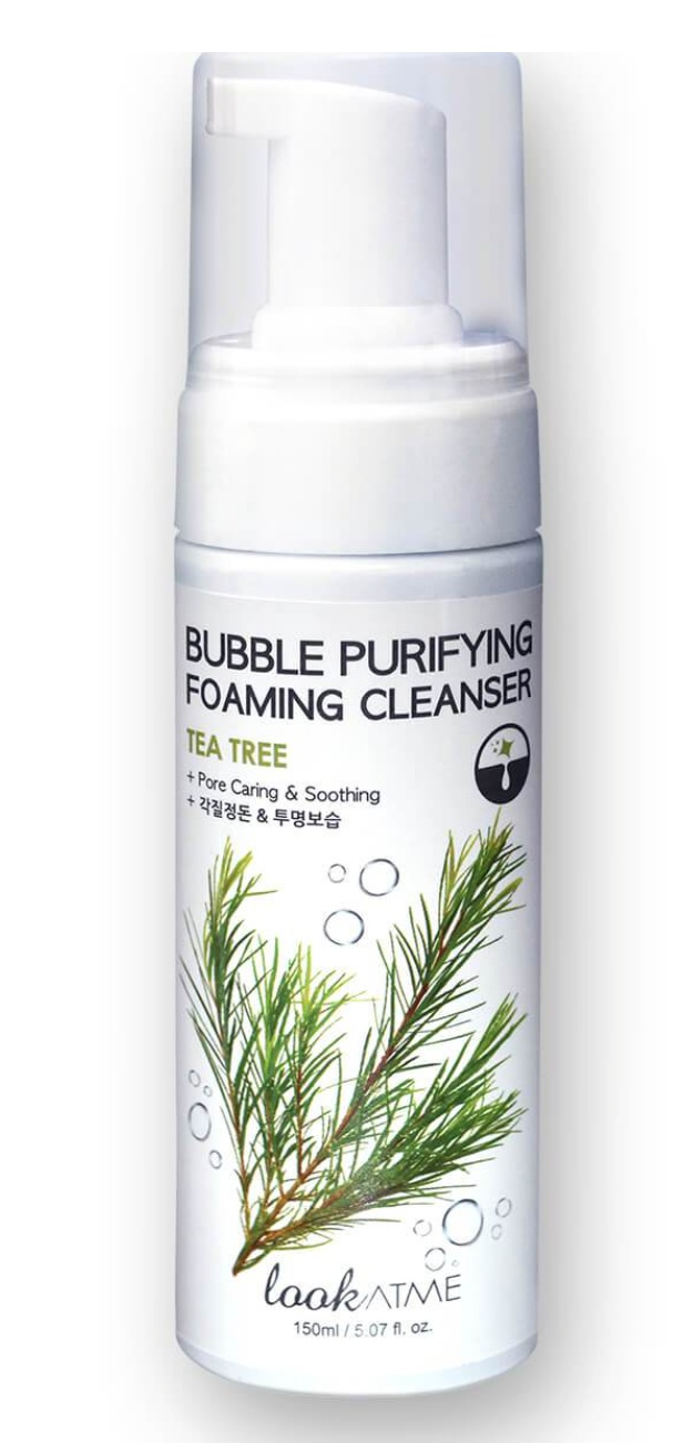 Look at me Bubble Purifying Foaming Cleanser Tea Tree