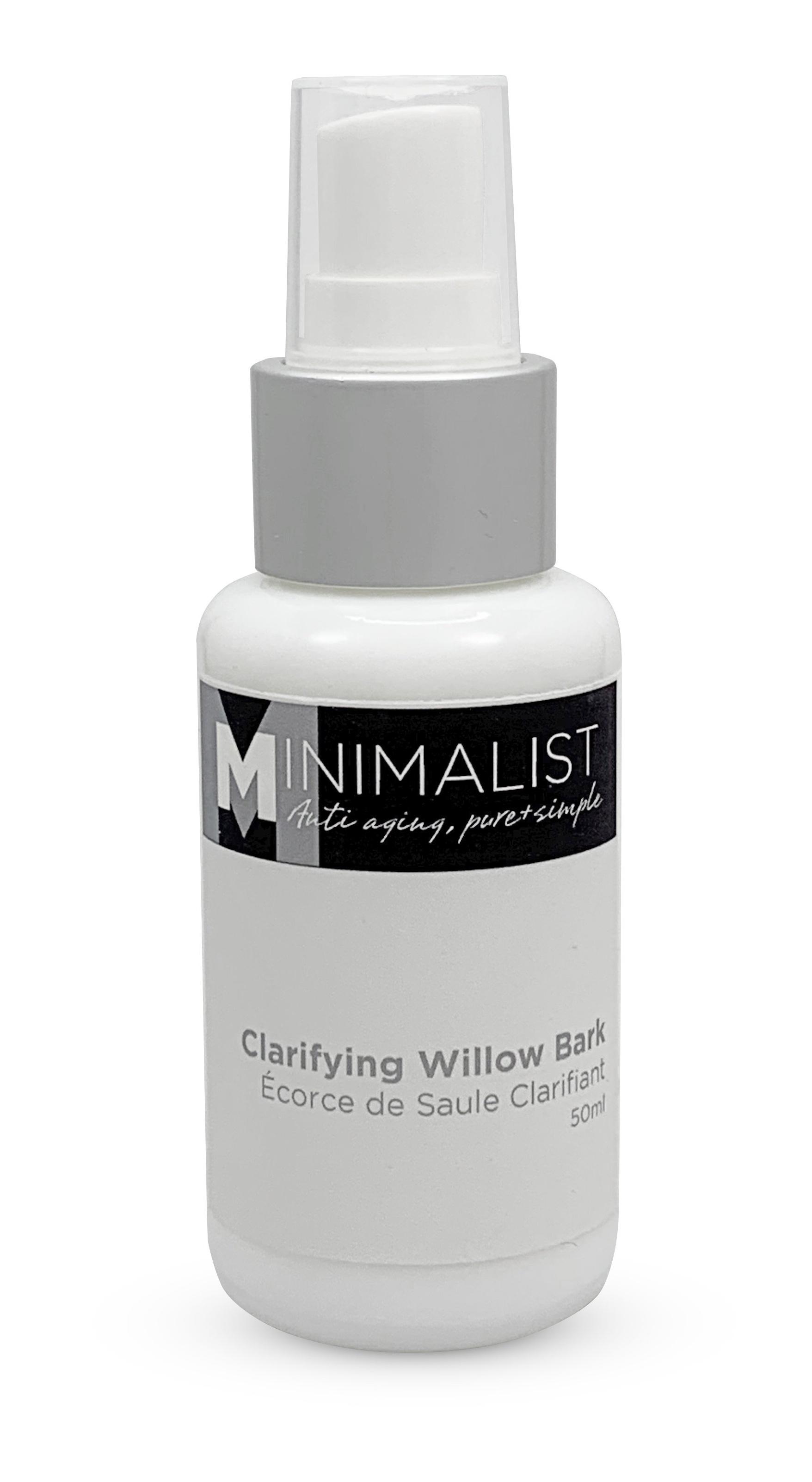minimalist Clarifying Willow Bark
