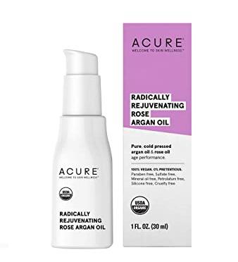 Acure Radically Rejuvenating Rose Argan Oil
