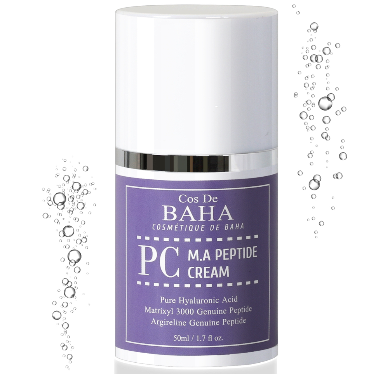 Cos De BAHA M.A. Peptide Cream