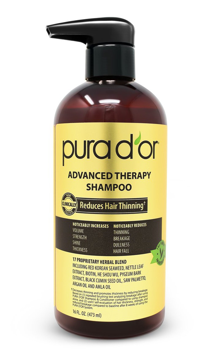 PURA D'OR Advanced Therapy Shampoo