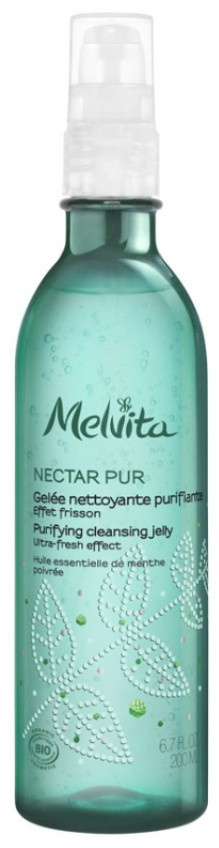 MELVITA Nectar Pur Organic Cleansing Jelly
