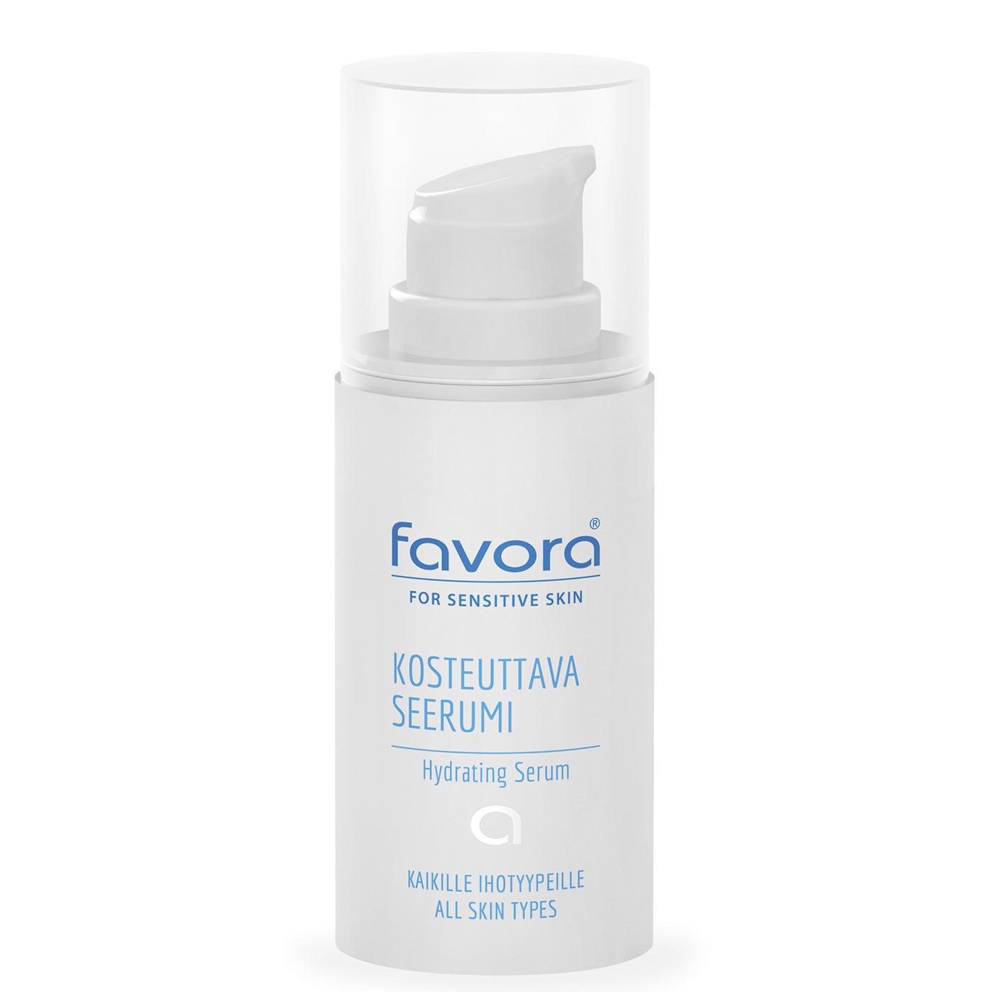 Favora Kosteuttava Seerumi Hydrating Serum