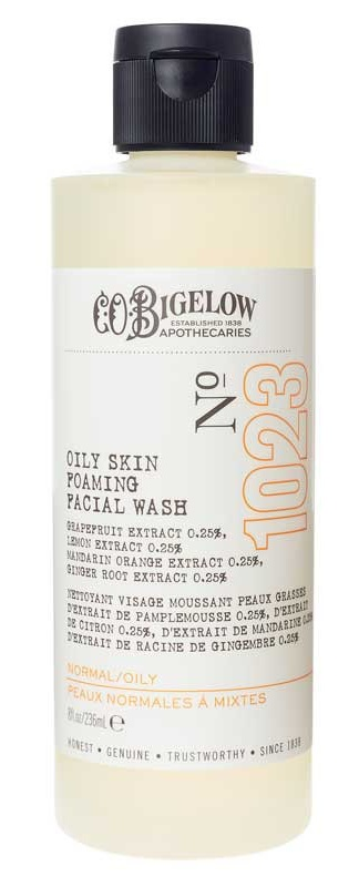 C.O. Bigelow Oily Skin Foaming Facial Wash