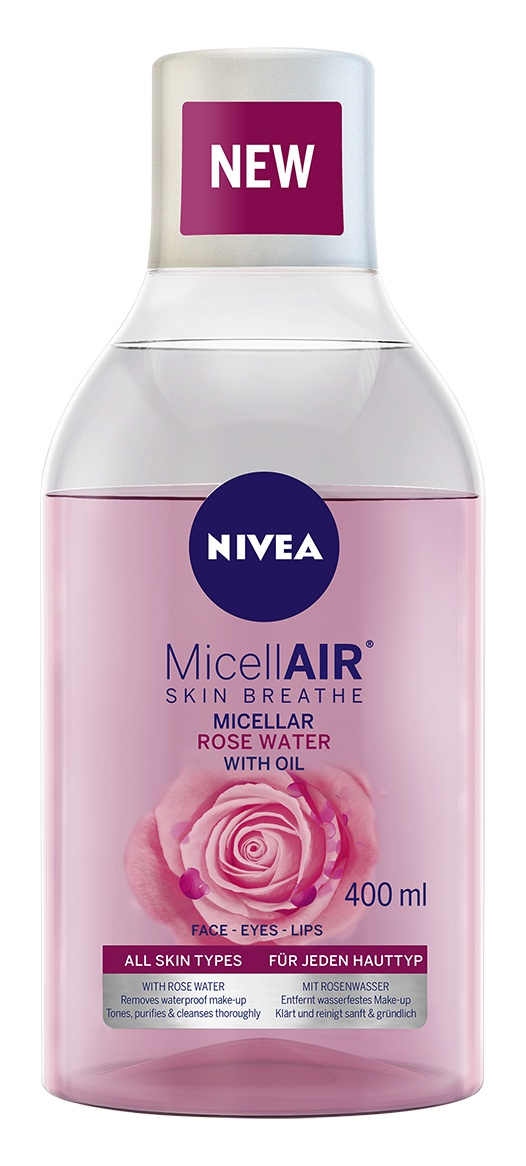 Nivea Micellair With Rose Water