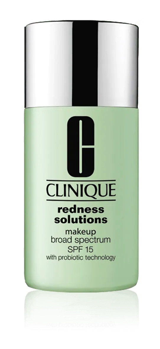 Clinique Redness Solutions Makeup Broad Spectrum Spf15 With Probiotic Technology