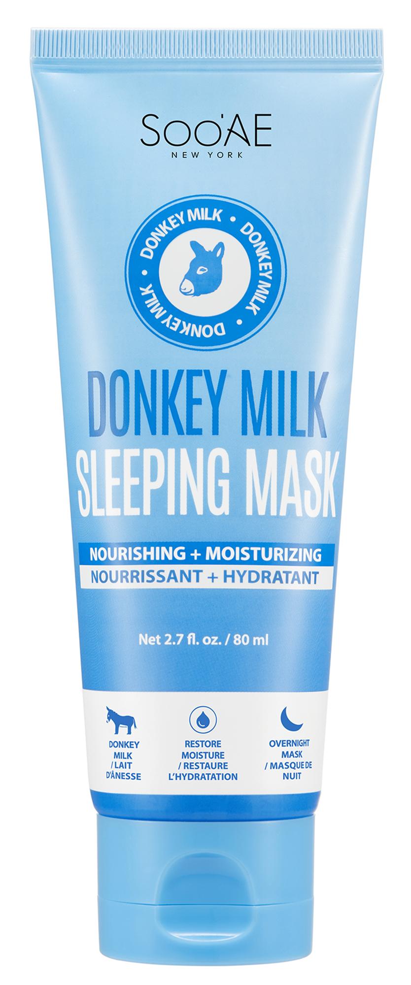Soo'Ae Donkey Milk