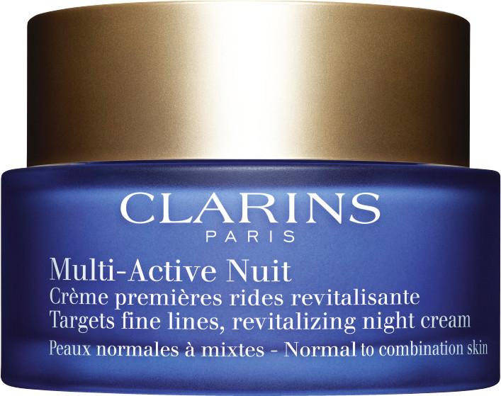 Clarins Multi-Active Night - Normal/Combination Skin