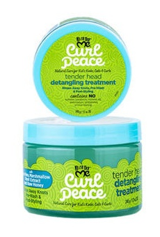 Just for Me Curl Peace Tender Head Detangling Treatment