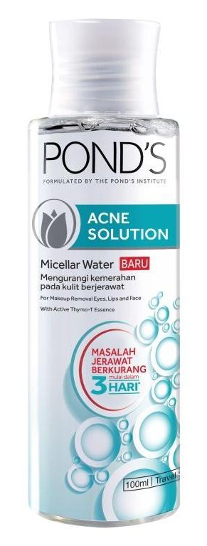 Pond's Pond's Acne Solution Micellar Water
