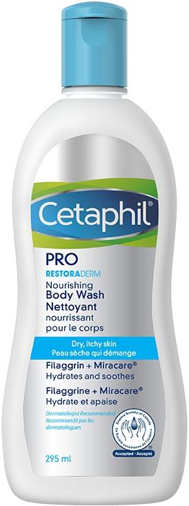 Cetaphil Pro Restoraderm Nourishing Body Wash [CAN]